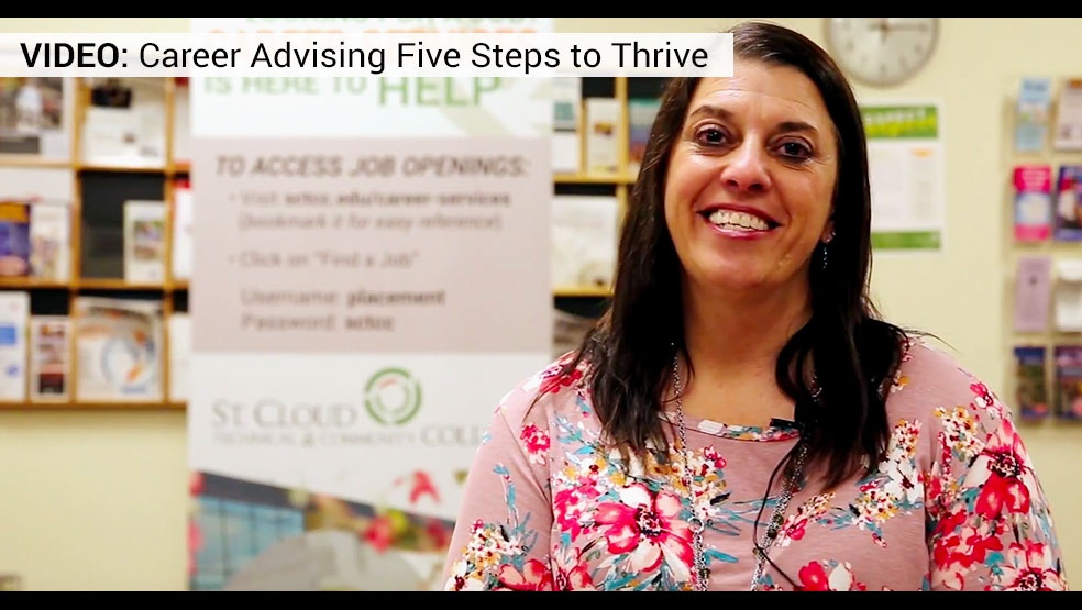 Five Steps to Thrive