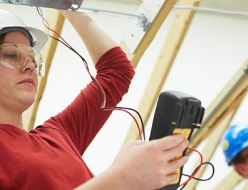 Electrical Construction Technology student at SCTCC
