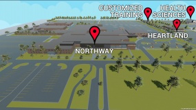 Virtual tour of SCTCC's campus